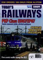 Todays Railways Europe Magazine Issue MAY 21