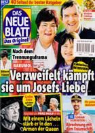 Das Neue Blatt Magazine Issue NO 16