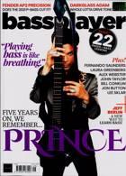 Bass Player Uk Magazine Issue NO 409