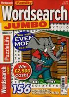 Family Wordsearch Jumbo Magazine Issue NO 317