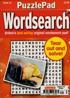 Puzzlelife Ppad Wordsearch Magazine Issue NO 62