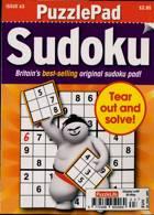 Puzzlelife Ppad Sudoku Magazine Issue NO 63