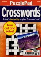 Puzzlelife Ppad Crossword Magazine Issue NO 58