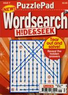 Puzzlelife Ppad Wordsearch H&S Magazine Issue NO 9