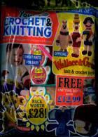 Your Crochet Knitting Magazine Issue NO 25