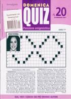 Domenica Quiz Magazine Issue NO 20