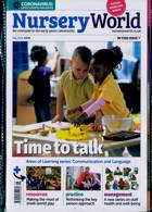 Nursery World Magazine Issue MAY 21
