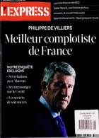 L Express Magazine Issue NO 3648