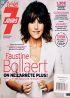 Tele 7 Jours Magazine Issue NO 3182