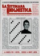 La Settimana Enigmistica Magazine Issue NO 4653