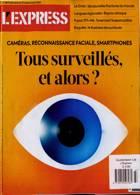 L Express Magazine Issue NO 3647