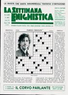 La Settimana Enigmistica Magazine Issue NO 4652
