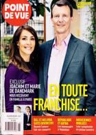 Point De Vue Magazine Issue NO 3795