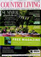 Country Living Magazine Issue JUN 21