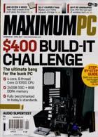 Maximum Pc Magazine Issue APR 21