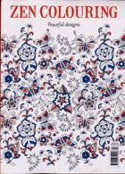 Zen Colouring Magazine Issue NO 53