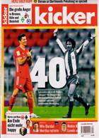 Kicker Montag Magazine Issue NO 20
