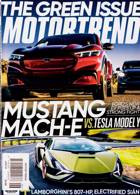 Motor Trend Magazine Issue JUN 21