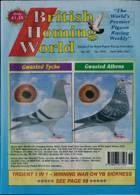 British Homing World Magazine Issue NO 7575