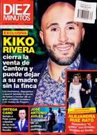 Diez Minutos Magazine Issue NO 3639