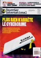 Courrier International Magazine Issue NO 1596