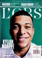 L Obs Magazine Issue NO 2953