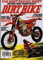 Dirt Bike Mthly Magazine Issue MAY 21