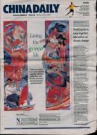 China Daily Europ Edit Magazine Issue 23/04/2021