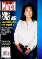 Paris Match Magazine Issue NO 3760