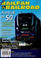 Railfan & Railroad Magazine Issue MAY 21