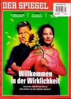 Der Spiegel Magazine Issue NO 22