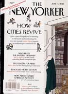 New Yorker Magazine Issue 14/06/2021