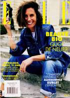 Elle French Weekly Magazine Issue NO 3934