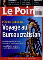 Le Point Magazine Issue NO 2544
