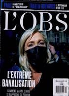 L Obs Magazine Issue NO 2952