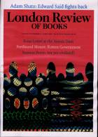 London Review Of Books Magazine Issue VOL43/9