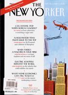 New Yorker Magazine Issue 26/04/2021
