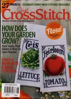 Just Cross Stitch Magazine Issue JUN 21