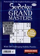 Sudoku Grandmaster Magazine Issue NO 193