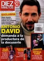 Diez Minutos Magazine Issue NO 3640
