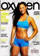 Oxygen Magazine Issue SPRING