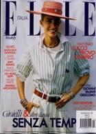Elle Italian Magazine Issue NO 19