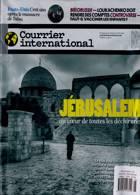 Courrier International Magazine Issue NO 1595