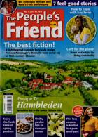 Peoples Friend Magazine Issue 01/05/2021