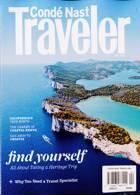 Conde Nast Traveller Usa Magazine Issue APR 21