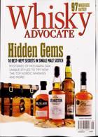 Whisky Advocate Magazine Issue SPRING