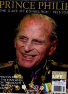 Celeb Life Prince Philip Magazine Issue 2021