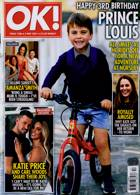 Ok! Magazine Issue NO 1286
