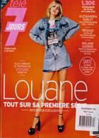 Tele 7 Jours Magazine Issue NO 3183