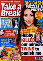 Take A Break Magazine Issue NO 18